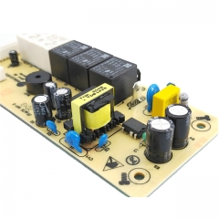 Built-in electric oven control board
