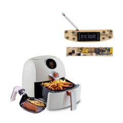 Air fryer control board