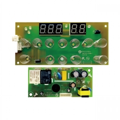 Touch spring air fryer electronic board